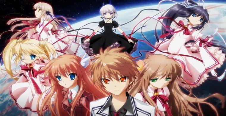 Rewrite аниме