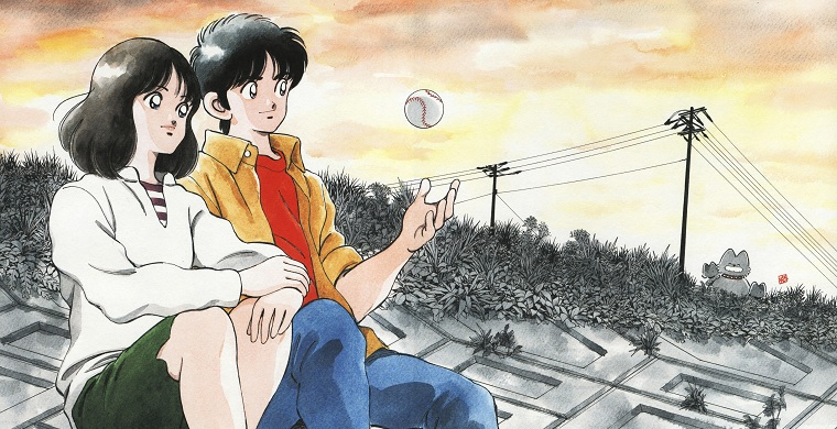 Минами Асакура и Уэсуги из Touch