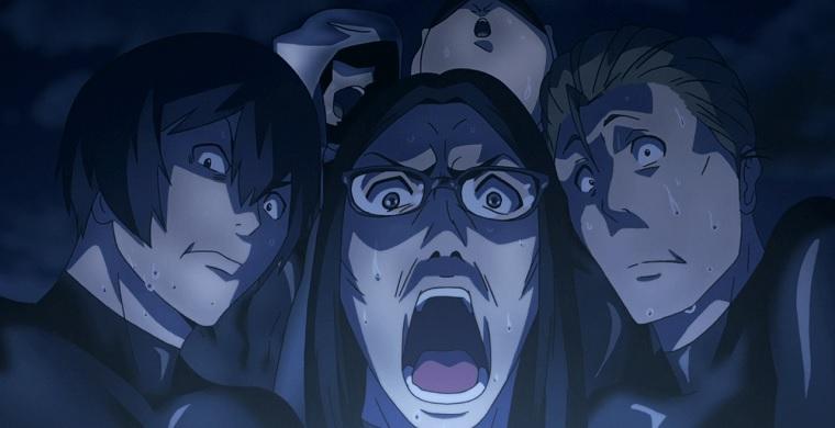 Главные герои из аниме Prison School