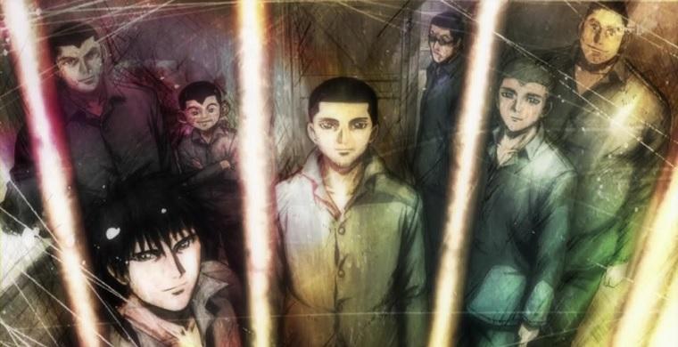Персонажи сериала Rainbow