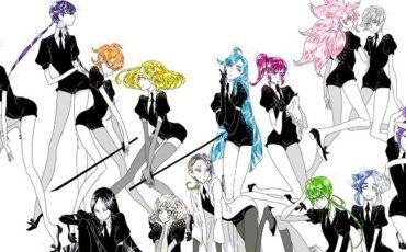 anime houseki no kuni
