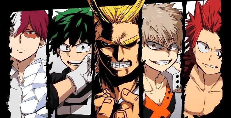 Моя геройская академия: дата выхода 4 сезона или обзор на аниме