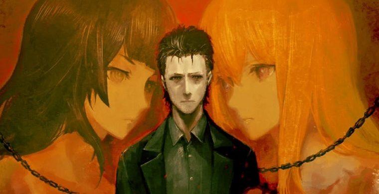 Steins Gate 0 anime
