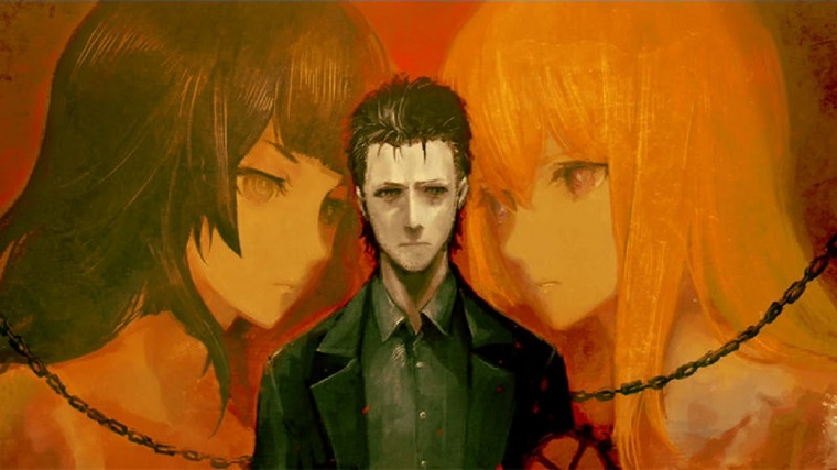 Steins Gate 0 anime