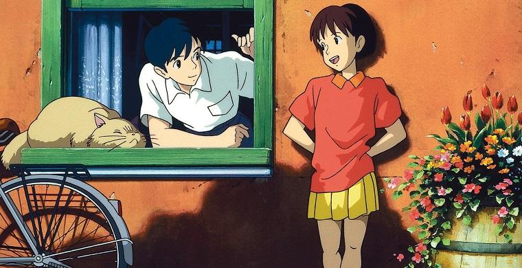 Шёпот сердца anime