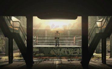 anime megalobox