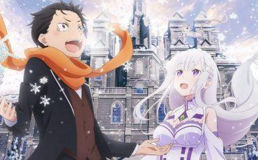 Re: Жизнь в альтернативном мире с нуля OVA