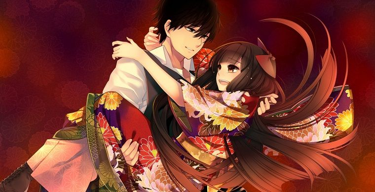 аниме мультфильмы романтика