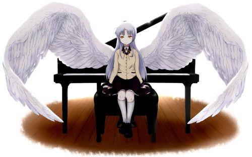 Картинки ангелов в аниме стиле