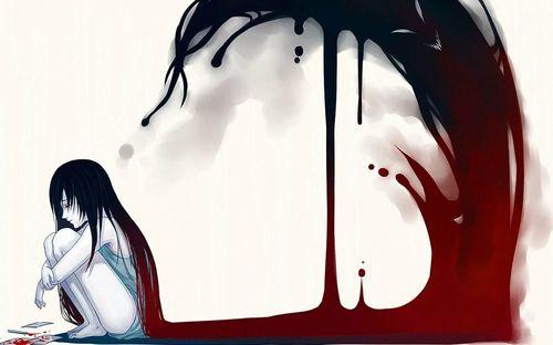 Картинки с кровью