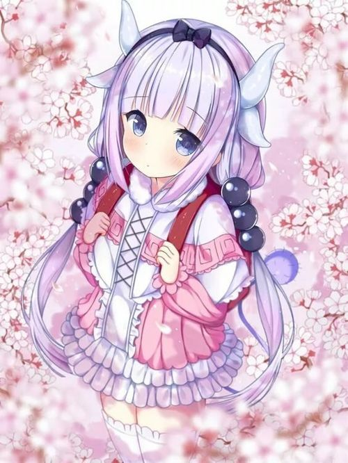 Няшные и милые картинки в аниме стиле