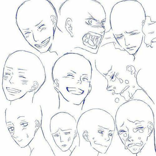 Аниме эмоции