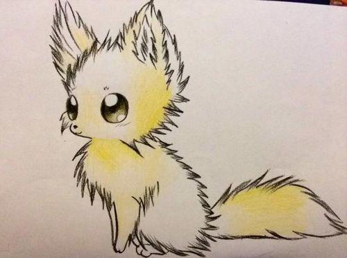 Картинки аниме лисы