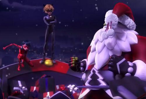 Санта Хаос (Cанта с когтями)