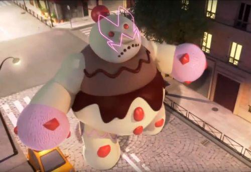 Мороженщик Андре