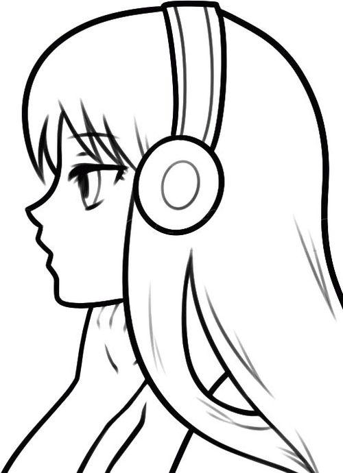 Картинки аниме для лд и срисовки для личного дневника.