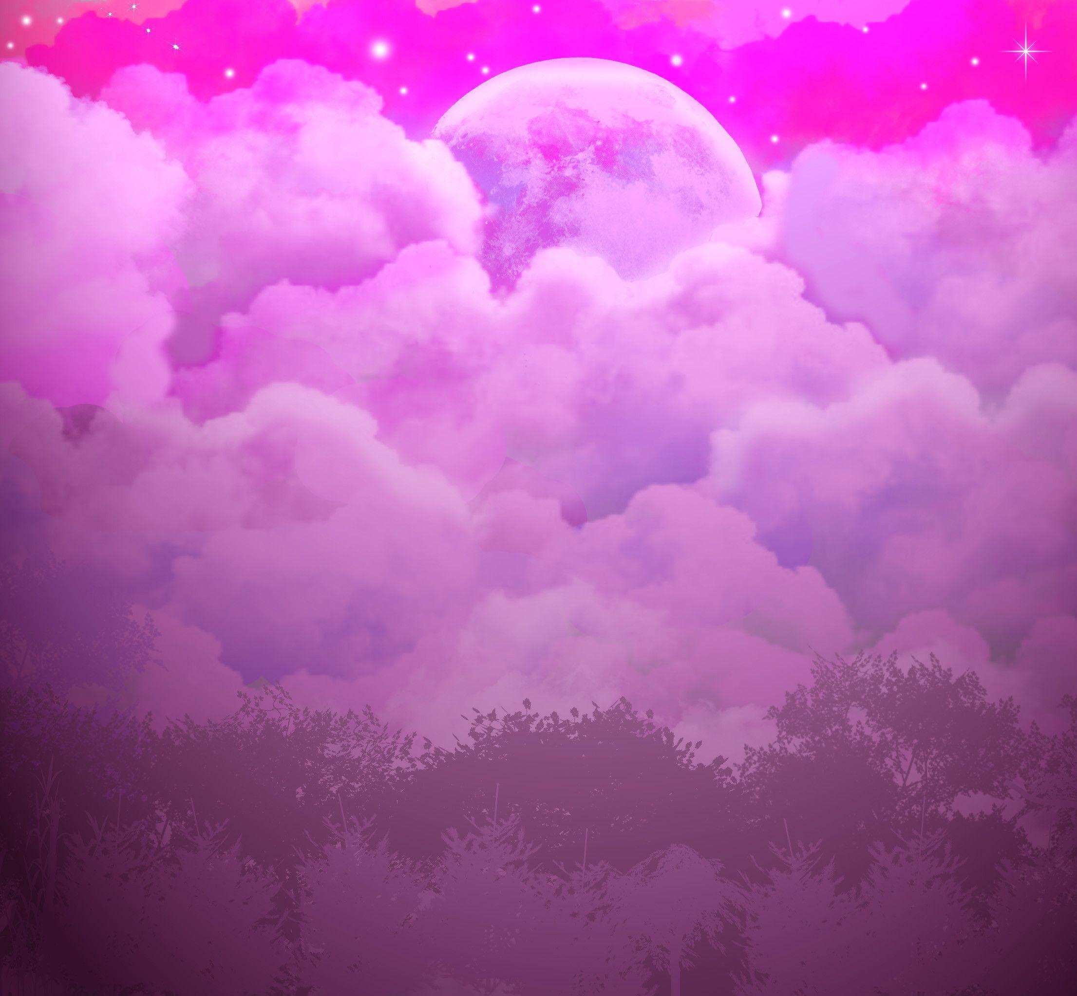 Фон аниме для фотошопа