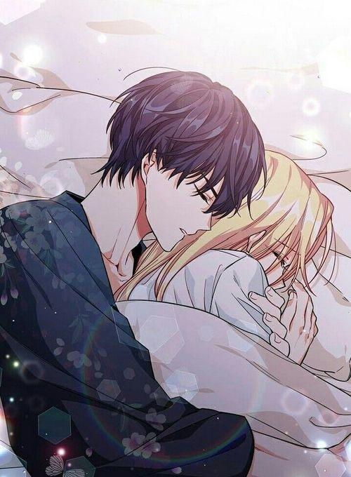 Романтичные аниме картинки