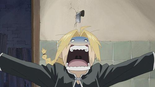 Кадры из аниме