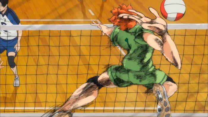 Картинки аниме волейбол